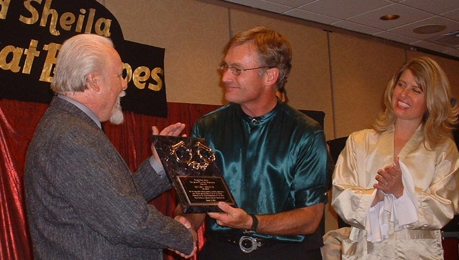 Silver Cuffs Award